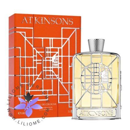عطر ادکلن اتکینسونز-اتکینسون 24 اولد بوند استریت لیمیتد ادیشن-Atkinsons 24 Old Bond Street Limited Edition
