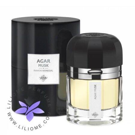 عطر ادکلن رامون مونگال آگار ماسک-Ramon Monegal Agar Musk