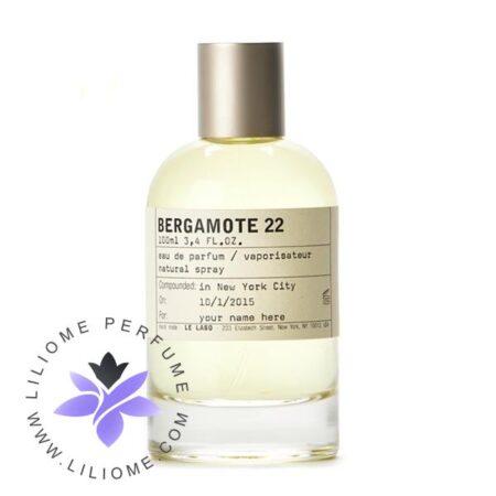 عطر ادکلن له لابو برگاموت 22-Le Labo Bergamote 22