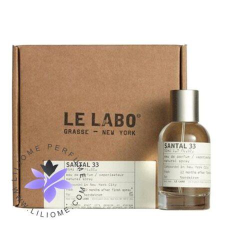 عطر ادکلن له لابو سانتال 33-Le Labo Santal 33