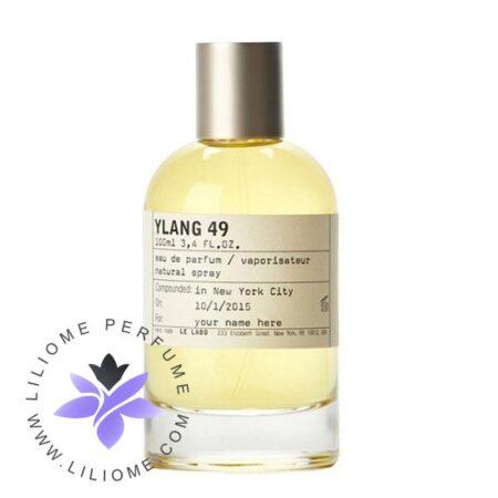 عطر ادکلن له لابو یلانگ 49-Le Labo Ylang 49