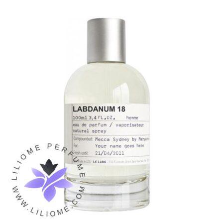عطر ادکلن له لابو لبدانوم 18-Le Labo Labdanum 18
