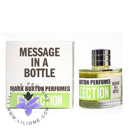 عطر ادکلن مارک بوکستون مسیج این باتل-Mark Buxton Message in a Bottle