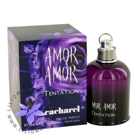 عطر ادکلن کاشارل آمور آمور تنتیشن-Cacharel Amor Amor Tentation