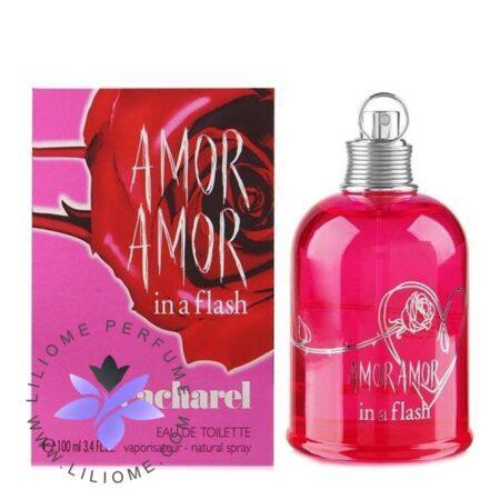 عطر ادکلن کاشارل آمور آمور این ا فلش-Cacharel Amor Amor In a Flash