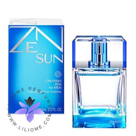 عطر ادکلن شیسیدو زن سان 2014 مردانه-Shiseido Zen Sun for Men 2014
