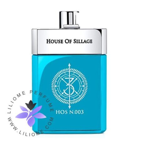 عطر ادکلن هاوس آف سیلیج هاس نامبر 003-House Of Sillage HoS N.003