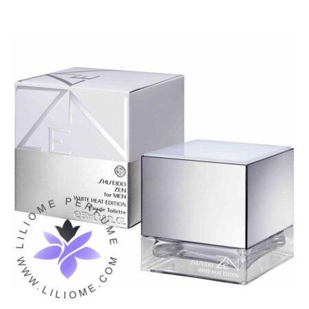 عطر ادکلن شیسیدو زن وایت هیت ادیشن مردانه-Shiseido Zen for Men White Heat Edition