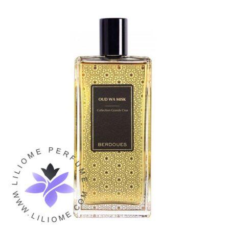 عطر ادکلن پارفومز بردوس عود وا میسک-Parfums Berdoues Oud Wa Misk