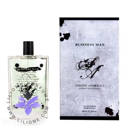 عطر ادکلن سیمونه آندرئولی بیزینس من-Simone Andreoli Business Man