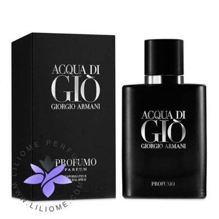 عطر ادکلن جورجیو آرمانی آکوا پروفومو-Giorgio Armani Acqua di Gio Profumo 180 ml