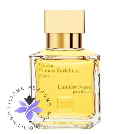 عطر ادکلن فرانسیس کرکجان لومیر نویر زنانه-Maison Francis Kurkdjian Lumiere Noire Pour Femme