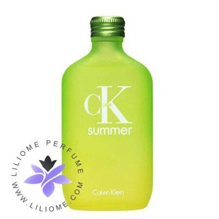 عطر ادکلن سی کی وان سامر-CK One Summer
