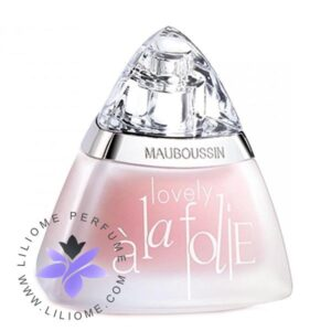 عطر ادکلن مابوسین لاولی لا فولی-Mauboussin Lovely à la Folie
