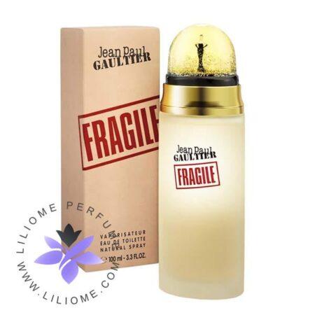 عطر ادکلن ژان پل گوتیه فراجیل ادو تویلت-Jean Paul Gaultier Fragile Eau de Toilette