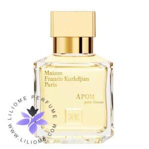 عطر ادکلن فرانسیس کرکجان اپوم پور فم-Maison Francis Kurkdjian APOM Pour Femme