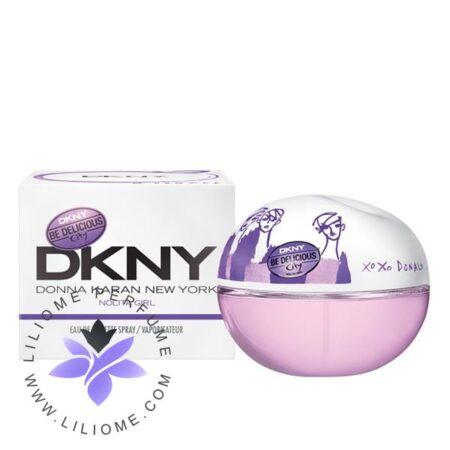 عطر ادکلن دی کی ان وای بی دلیشس سیتی نولیتا گرل-DKNY Be Delicious City Nolita Girl