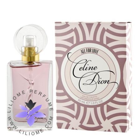 عطر ادکلن سلین دیون آول فور لاو-Celine Dion All For Love