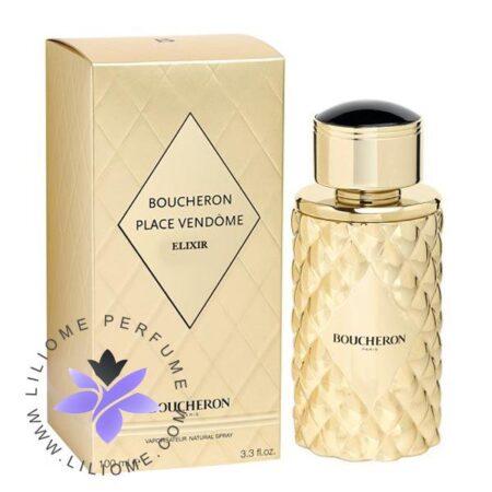 عطر ادکلن بوچرون-بوشرون پلیس وندوم الیکسیر-Boucheron Place Vendome Elixir