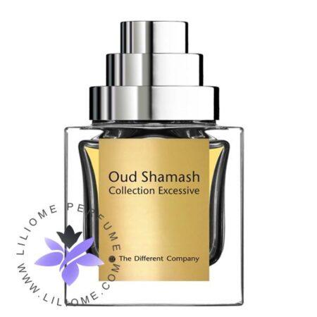 عطر ادکلن دیفرنت کمپانی عود شاماش-The Different Company Oud Shamash