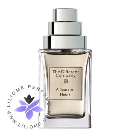عطر ادکلن دیفرنت کمپانی آن پارفوم دالارس ات فلورس-The Different Company Un Parfum d'Ailleurs et Fleurs