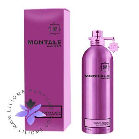 عطر ادکلن مونتاله رز الیکسیر-Montale Roses Elixir