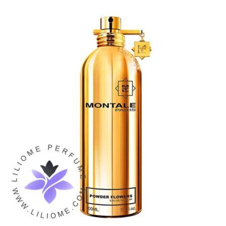 عطر ادکلن مونتاله پودر فلاورز-Montale Powder Flowers