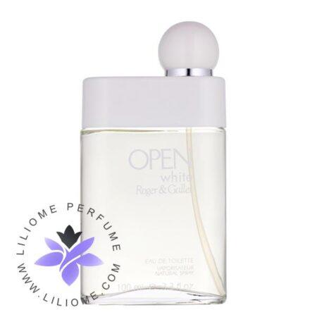 عطر ادکلن روجر اند گالت اوپن وایت-Roger & Gallet Open White