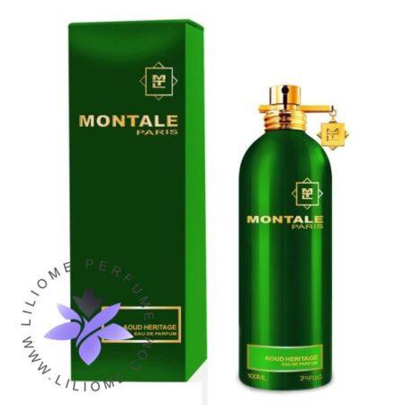 عطر ادکلن مونتاله عود سمرقند-Montale Aoud Samarkand