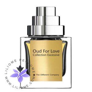عطر ادکلن دیفرنت کمپانی عود فور لاو-The Different Company Oud for Love