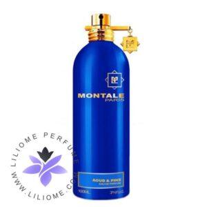 عطر ادکلن مونتاله عود اند پاین-Montale Aoud & Pine