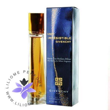 عطر ادکلن جیوانچی وری ایرسیستیبل پوئزی دون پارفوم دیور-Givenchy Very Irresistibl Poesie d'un Parfum d'Hiver