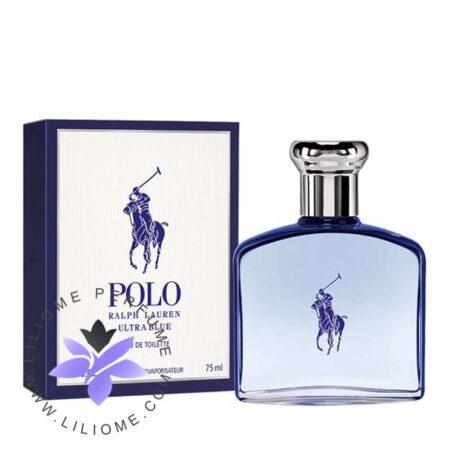 عطر ادکلن رالف لورن پولو اولترا بلو-Ralph Lauren Polo Ultra Blue