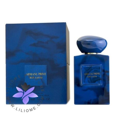 عطر ادکلن جورجیو آرمانی پرایو بلو لازولی-Giorgio Armani Privé Bleu Lazuli