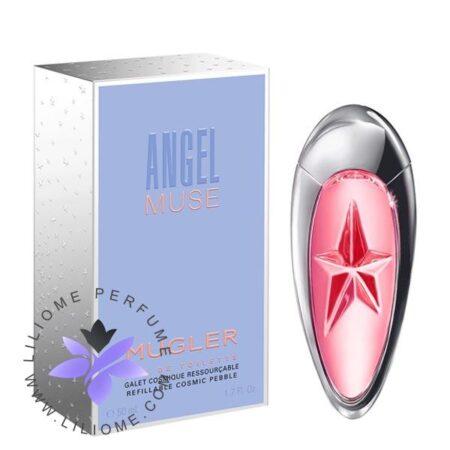 عطر ادکلن تیری موگلر آنجل میوس ادو تویلت-Thierry Mugler Angel Muse Eau de Toilette