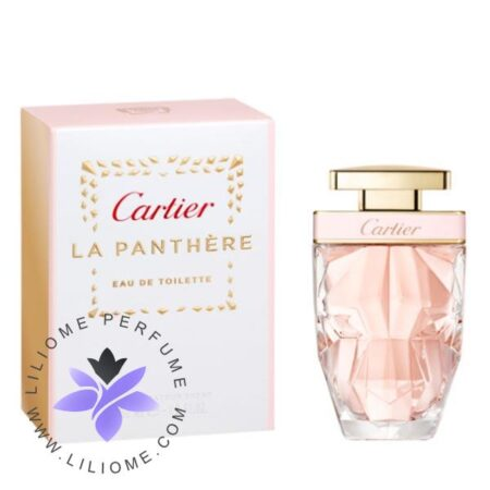 عطر ادکلن کارتیر لا پانتیر ادو تویلت-Cartier La Panthere Eau de Toilette