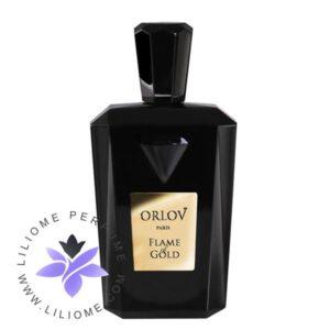 عطر ادکلن اورلوو فلیم آف گلد-Orlov Paris Flame of Gold