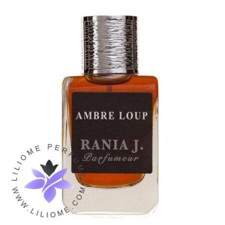عطر ادکلن رانیا جی آمبر لوپ-Rania J Ambre Loup