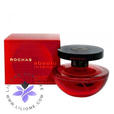 عطر ادکلن روشاس ابسولو اینتنس سیمپلی رد-Rochas Absolu Intense Simply Red