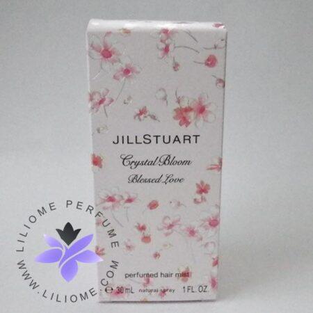 عطر ادکلن جیل استوارت کریستال بلوم بلسد لاو هیر میست-Jill Stuart Crystal Bloom Blessed Love Hair Mist