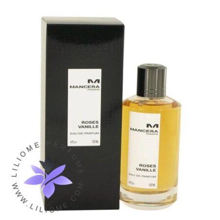 عطر ادکلن مانسرا رز وانیل–Mancera Roses Vanille