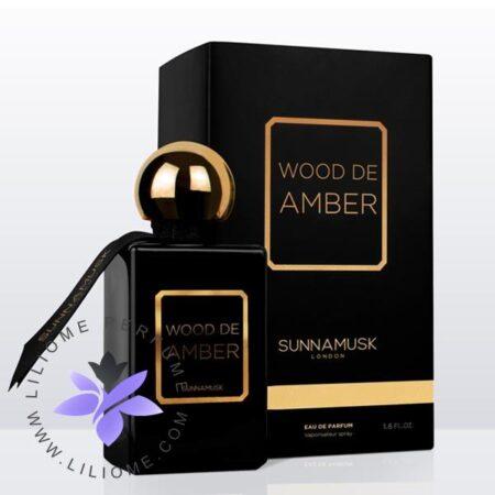 عطر ادکلن ساناماسک وود د آمبر-Sunnamusk Wood De Amber