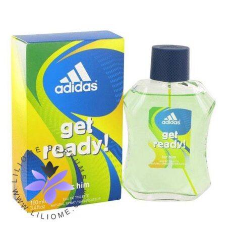 عطر ادکلن آدیداس گت ردی مردانه-Adidas Get Ready! For Him