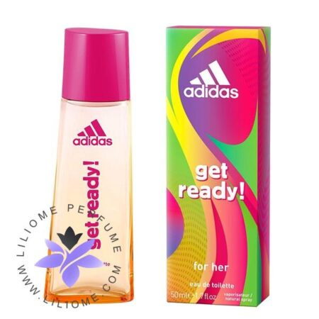 عطر ادکلن آدیداس گت ردی زنانه-Adidas Get Ready! For Her