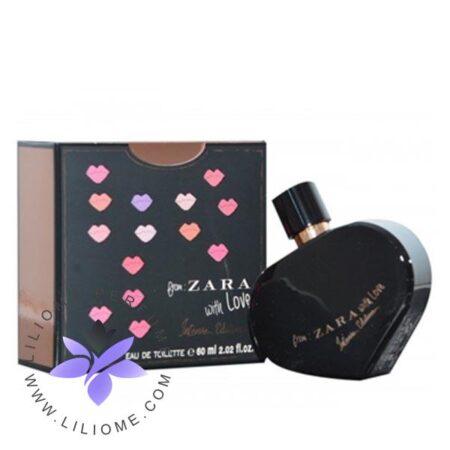 عطر ادکلن زارا فرام زارا ویت لاو اینتنس-Zara From Zara With Love Intense
