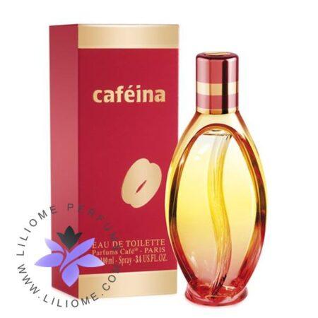 عطر ادکلن کافه کافینا-Cafe Cafeina