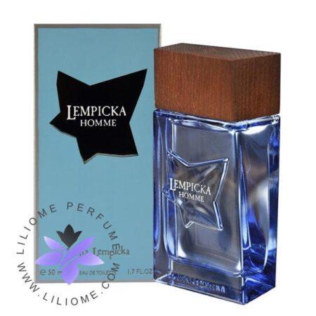 عطر ادکلن لولیتا لمپیکا لمپیکا هوم-Lolita Lempicka Lempicka Homme