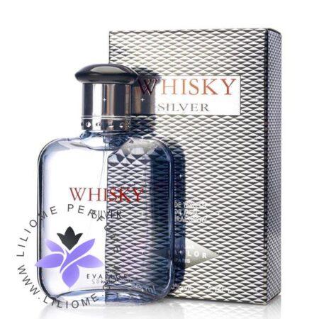 عطر ادکلن اوافلور ویسکی سیلور-Evaflor Whisky Silver