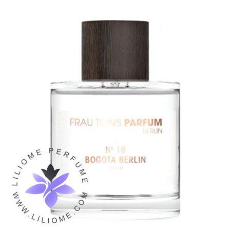 عطر ادکلن فراو تونیس پارفوم شماره 18 بوگوتا برلین پارفوم-Frau Tonis Parfum No 18 Bogota Berlin Parfum