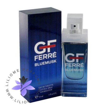 عطر ادکلن فره جی اف فره بلو ماسک-Gianfranco Ferre GF Ferre Bluemusk